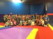 Thank you Jumpstreet for our Back to School team building!
