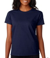 Ladies 100% Cotton T-Shirt