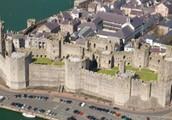 About Caernarfon Castle
