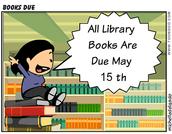 Books Due