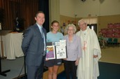Congrats Mary Cate Pilla!