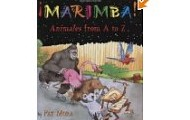 Marimba! Animales from A to Z by Pat Mora, illustrated by Doug Cushman