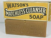 Soap from 1920