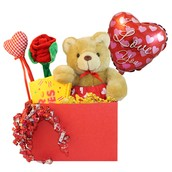 Valentine's Boy or Girl Teddy Gram