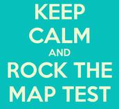 MAP Testing May 10-12