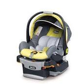 A Newborn Car Seat