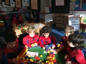 Spidermen together with our F1 friends