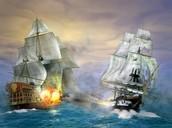 Francis drake Defeats the Spanish Armada