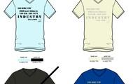 עיצוב חולצות T