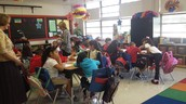 Ms. Abarca's Third Graders