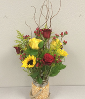 Amazing Flower Arrangements by our Floral Design Students