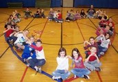 Our special day for jump rope for heart
