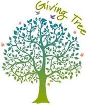 GIVING TREE (ITEMS YOU CAN VOLUNTARILY DONATE FOR OUR CLASS)
