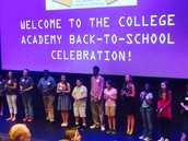 2017 College Academy Class!