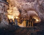L'exploitation minière et des minéraux