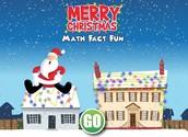Merry Christmas Math Fact Fun