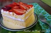 El dulce pastel