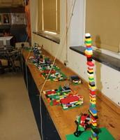 Lego Masterpieces!