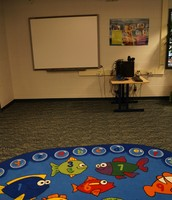 Fish Bowl and Smart Board