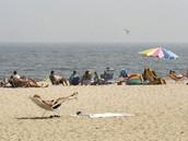 Los estudiantes de Nueva Jersey limpiará la playa!