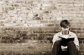 No me gusta leer novelas.