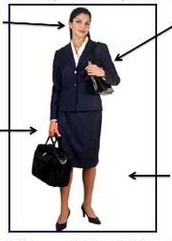 What to wear and what not to wear: Female Attire