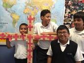6th Grade Prays