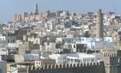 נוף של תוניסיה