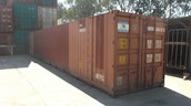 48 foot shipping container