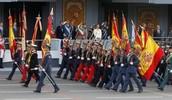 El Desfile Militar