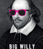 WILLIAM SHAKESPEARE:  JONSON'S RIVAL