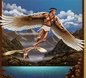 A Myth: Daedalus and Icarus