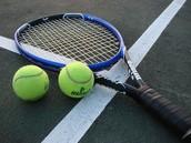 Equipment For Tennis