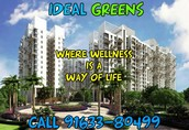 Ideal Greens Tollygunge Is Advantageously Located At Tollygunge Within Kolkata
