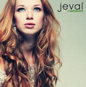 Jeval Italy hair colour