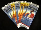 Super-Bowl tickets