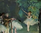 Ballet Rehearsal, Edgar Degas