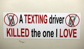 About 11 teens die everyday from texting while driving