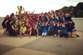 School sports festival 2013