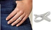 Odette Ring Silver Reg $29 -50% sale $15