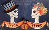 Spooky Day Date!!