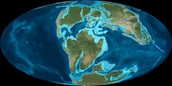 The World at the Beginning of the Cretaceous