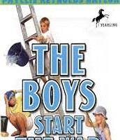 The Boys Start the War (1st of The Boy/Girl Battle series)