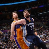 Pau and brother Marc