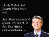 Bill Gates Qoute