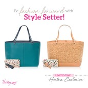 Hostess Exclusive - Style Setter with Wristlet