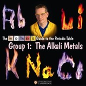 Alkali Metals - table