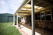 Verandah (VOCABULARY)