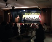 Laura Bass leads us as the mystery unfolds