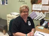 We love our school nurse!